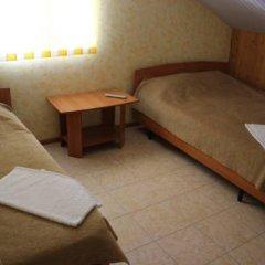 Приветливый Гостевой Дом Номер категории Эконом с 2 отдельными кроватями (общая ванная комната) фото 3