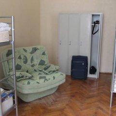 Mini Hostel Lviv Кровать в общем номере