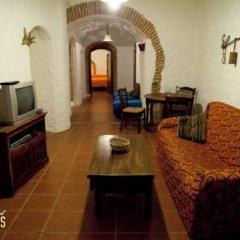 Отель Cuevas Blancas Апартаменты разные типы кроватей фото 7