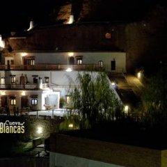 Отель Cuevas Blancas Апартаменты разные типы кроватей
