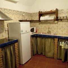 Отель Cuevas Blancas Апартаменты разные типы кроватей фото 4