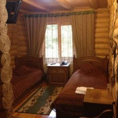 Гостиница Arnika Стандартный номер двуспальная кровать