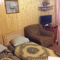 Гостиница Arnika Номер Эконом разные типы кроватей