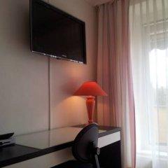 Отель Rainbow-Inn Prague Стандартный номер с различными типами кроватей фото 2