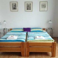 Отель Rainbow-Inn Prague Стандартный номер с двуспальной кроватью фото 5