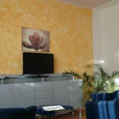 Отель Rainbow-Inn Prague Улучшенный номер с различными типами кроватей