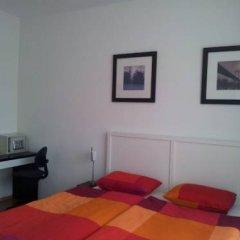 Отель Rainbow-Inn Prague Стандартный номер с двуспальной кроватью