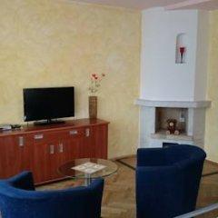 Отель Rainbow-Inn Prague Улучшенный номер с различными типами кроватей фото 2