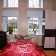 Hostel Druzhba Стандартный номер двуспальная кровать (общая ванная комната)
