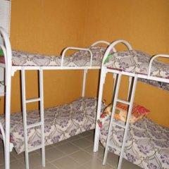 Hostel Druzhba Кровать в общем номере двухъярусные кровати фото 7