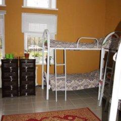Hostel Druzhba Кровать в общем номере двухъярусные кровати фото 2