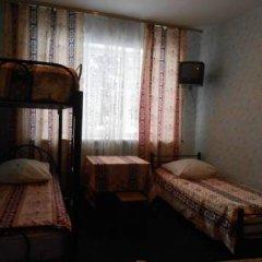 Hostel Druziya Стандартный семейный номер разные типы кроватей фото 4