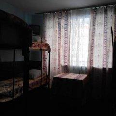 Hostel Druziya Стандартный семейный номер разные типы кроватей фото 11