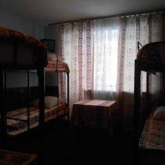Hostel Druziya Стандартный семейный номер разные типы кроватей фото 2