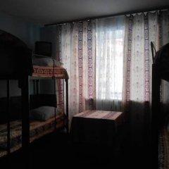 Hostel Druziya Стандартный семейный номер разные типы кроватей фото 12