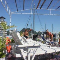 Отель Halong Dolphin Cruise 3* Стандартный номер с различными типами кроватей фото 6