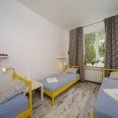 Хостел Акварель Кровати в общем номере с двухъярусными кроватями фото 2