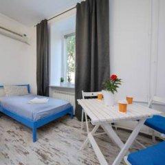 Хостел Акварель Кровати в общем номере с двухъярусными кроватями фото 8