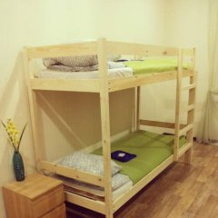 БМ Хостел Кровать в общем номере с двухъярусной кроватью фото 5
