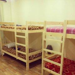 БМ Хостел Кровать в общем номере с двухъярусной кроватью фото 31