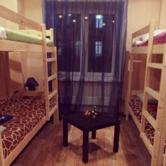 БМ Хостел Кровать в общем номере с двухъярусной кроватью фото 6
