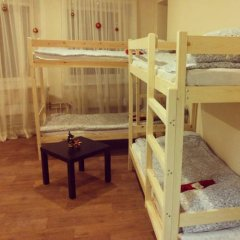 БМ Хостел Кровать в общем номере с двухъярусной кроватью фото 37