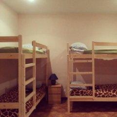 БМ Хостел Кровать в общем номере с двухъярусной кроватью фото 7