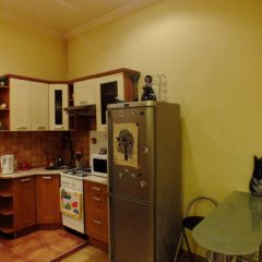 Апартаменты Городоцька Апартаменты Студия с разными типами кроватей