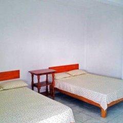 Отель Casa De Huespedes El Tesoro Стандартный номер с различными типами кроватей фото 13