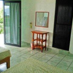 Отель Casa De Huespedes El Tesoro Стандартный номер с различными типами кроватей фото 3