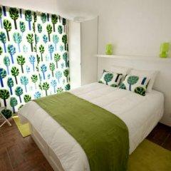 Отель Ericeira Central House & Garden Апартаменты с разными типами кроватей