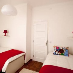 Отель Ericeira Central House & Garden Апартаменты с разными типами кроватей фото 5