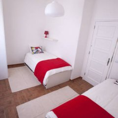 Отель Ericeira Central House & Garden Апартаменты с разными типами кроватей фото 3