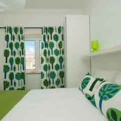 Отель Ericeira Central House & Garden Апартаменты с разными типами кроватей фото 8