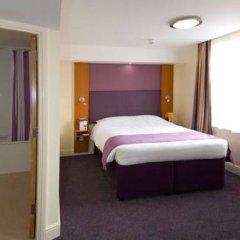 Отель Premier Inn Exeter (M5 J29) 3* Стандартный номер с двуспальной кроватью фото 11