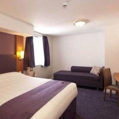 Отель Premier Inn Exeter (M5 J29) 3* Стандартный номер с различными типами кроватей фото 14
