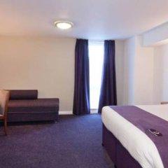 Отель Premier Inn Exeter (M5 J29) 3* Стандартный номер с различными типами кроватей фото 15