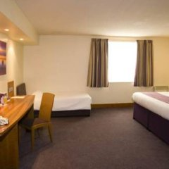 Отель Premier Inn Exeter (M5 J29) 3* Стандартный номер с различными типами кроватей