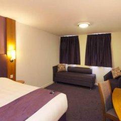 Отель Premier Inn Exeter (M5 J29) 3* Стандартный номер с различными типами кроватей фото 16