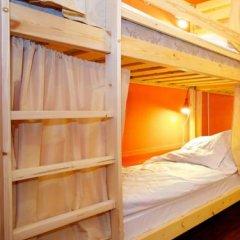 Faraon Hostel Кровать в общем номере с двухъярусной кроватью фото 2