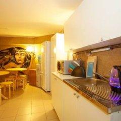 Faraon Hostel Кровать в общем номере с двухъярусной кроватью фото 10