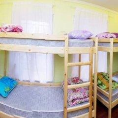 Faraon Hostel Кровать в общем номере с двухъярусной кроватью фото 8