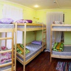 Faraon Hostel Кровать в общем номере с двухъярусной кроватью фото 7