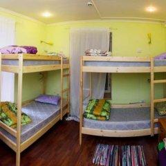 Faraon Hostel Кровать в общем номере с двухъярусной кроватью фото 6