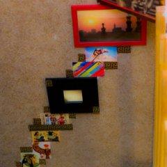 Faraon Hostel Кровать в общем номере с двухъярусной кроватью фото 15