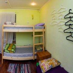 Faraon Hostel Кровать в общем номере с двухъярусной кроватью