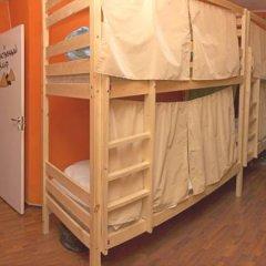 Faraon Hostel Кровать в общем номере с двухъярусной кроватью фото 4