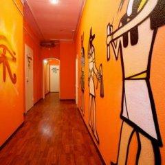 Faraon Hostel Кровать в общем номере с двухъярусной кроватью фото 11