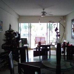 Отель Tikal Апартаменты с различными типами кроватей фото 5