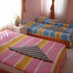 Hotel Olba 2 Kizkalesi Стандартный номер разные типы кроватей
